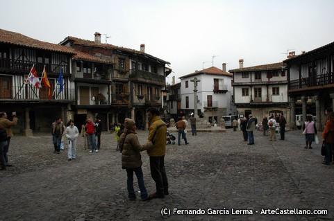 Pueblos bonitos de España: La Alberca (JD)